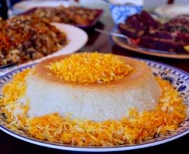 6 روش محرمانه تشخیص برنج خوب